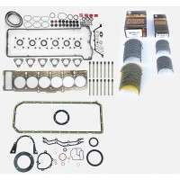 Full Gasket Set & Bolts with ACL Race Series Engine Bearings for BMW M3, Z3, Z4 3.2 24v S54B32