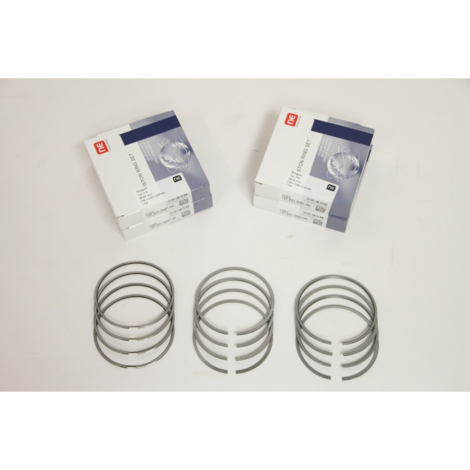 Set of Piston Rings for Ford Edge, Ranger, Mondeo, Galaxy, S-Max, Transit & Tourneo 2.0 EcoBlue
