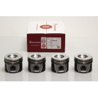 Ford 1.8 TDCi set of 4 Pistons - 45.2mm Bowl