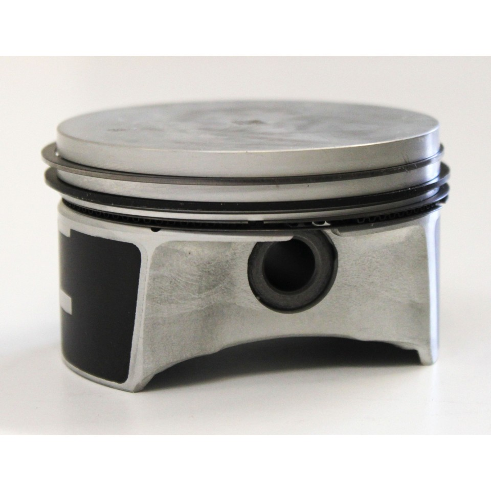 Ford Fiesta, Fusion, Focus & Puma 1.6 16v Zetec 0.50mm Oversize piston with rings (Flat Top)