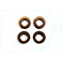 Injector seals / washers for Peugeot 1.4, 1.5, 1.6