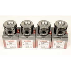 Ford C-Max, S-Max, Focus, Galaxy, Mondeo, Transit Connect 1.8 TDCi - Set of 4 Pistons