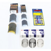 ACL Race Engine Bearings with ARP Rod Bolts with Piston Rings for BMW M3, Z3, Z4 3.2 24v S54B32