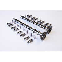Camshaft Kit with Cams, Rocker Arms & Hydraulic Lifters for BMW 2.0 16v N47D20