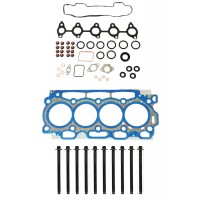 Volvo C30, S40, S80, V50 1.6 D D4164T Cylinder Head Gasket Set + Head Bolts