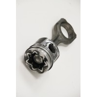 Used Piston and Conrod for Peugeot 1.6 HDi 8v DV6