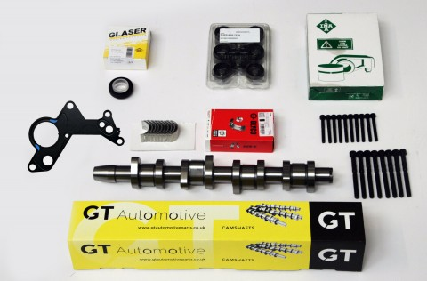 Audi A3, A4 & A6 1.9 TDi PD Billet Steel Full Camshaft Kit