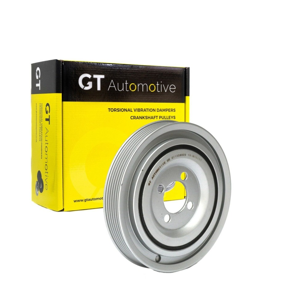Crankshaft Pulley for Chevrolet Aveo 1.3 D A13DTC / A13DTE