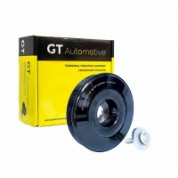 Crankshaft Pulley for Nissan Kubistar, Qashqai, Note, Tilda, NV200, Juke, Micra & Cube 1.5 DCi K9K