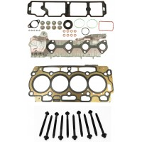 Head Gasket Set & Head Bolts for Peugeot 1.6 HDi 8v DV6