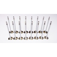 Vauxhall 1.6 & 1.8 16v A16, A18, Z16 & Z18 Full set of Inlet & Exhaust Valves