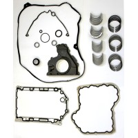 Jaguar S-Type, XF & XJ 2.7 D V6 Engine Repair Kit. Crankshaft bearings - Gaskets - Seals - Piston RIngs