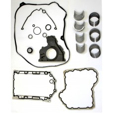 Peugeot 607 2.7 HDi V6 Engine Repair Kit. Crankshaft bearings - Gaskets - Seals - Piston Rings