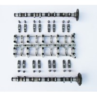 BMW 1.6 & 2.0 N47C16 N47D20 Ladder Rack / Bridge 2x Camshafts, Rocker Arms & Hydraulic Lifters