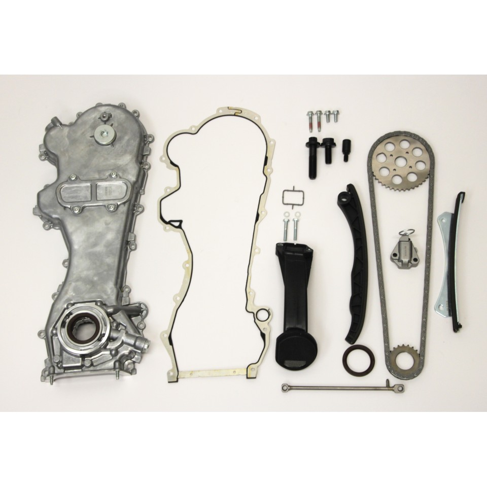 Ford Ka  V Fd Oil Pump Full Timing Chain Kit