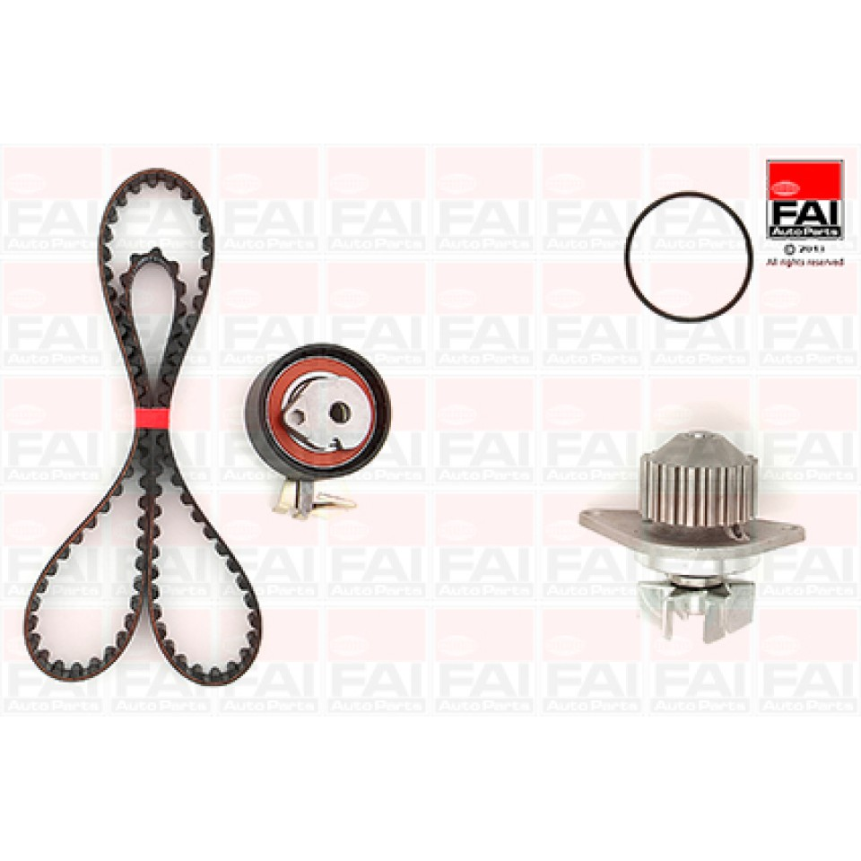 Citroen 1.4 TU3 Petrol Timing Belt Kit & Water Pump