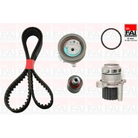 Audi A2 1.4 TDi & A3 1.9 TDi Timing Belt Kit & Water Pump
