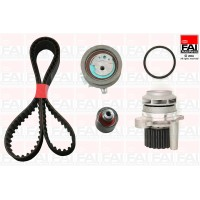 Timing Belt Kit & Water Pump for VW Volkswagen 1.9 & 2.0 8v TDi