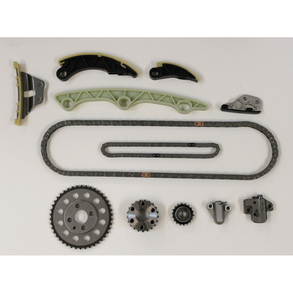 2014 Mazda Mazda2 Head Gasket: Mazda 3, 6 & CX-7 2.2 R2AA & R2BF Diesel Timing Chain Kit