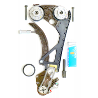 Full Timing Chain Kit for BMW 1 3 & 5 Series 1.6 & 2.0 16v Petrol N43B16 & N43B20