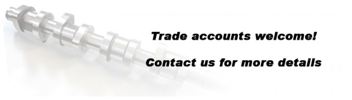 Trade Accounts Welcome