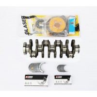 Ford Ranger 2.2 TDCi Crankshaft Kit with Main & Conrod bearings & Bottom End Gaskets