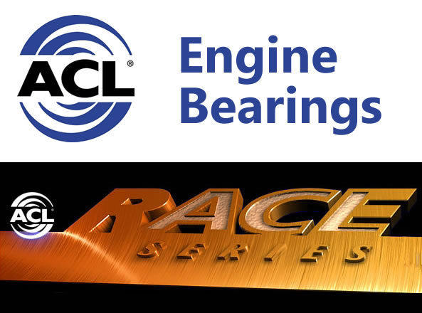 acl big end & main bearings
