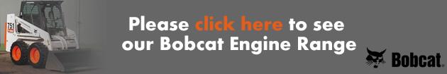 Bobcat engine parts skidsteer 751