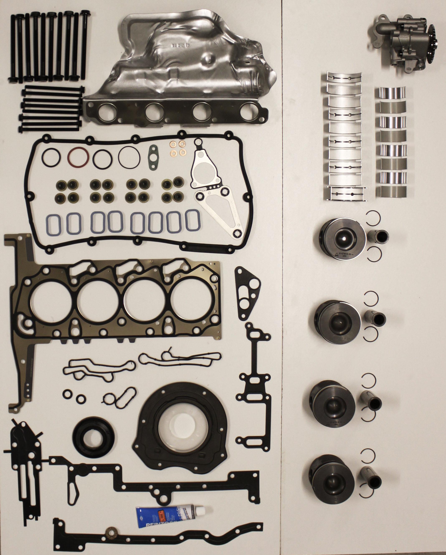 Land Rover Defender 2.2 TD4 224DT Engine Rebuild Kit